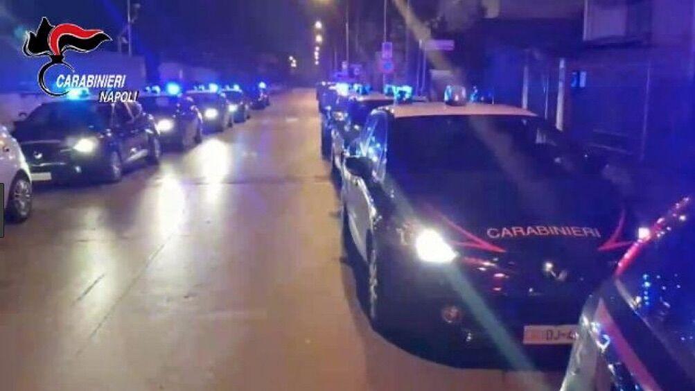 Camorre- 62 arresti tra Giugliano, Marano, Napoli, Caivano, Villaricca e Pozzuoli. nomi