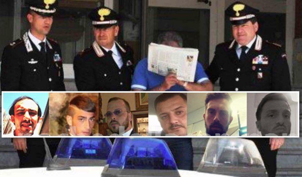 arresti castellammare di stabia 20 aprile per droga