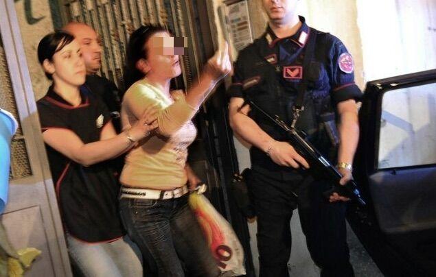 arresti ercolano portici torre del greco 23 aprile