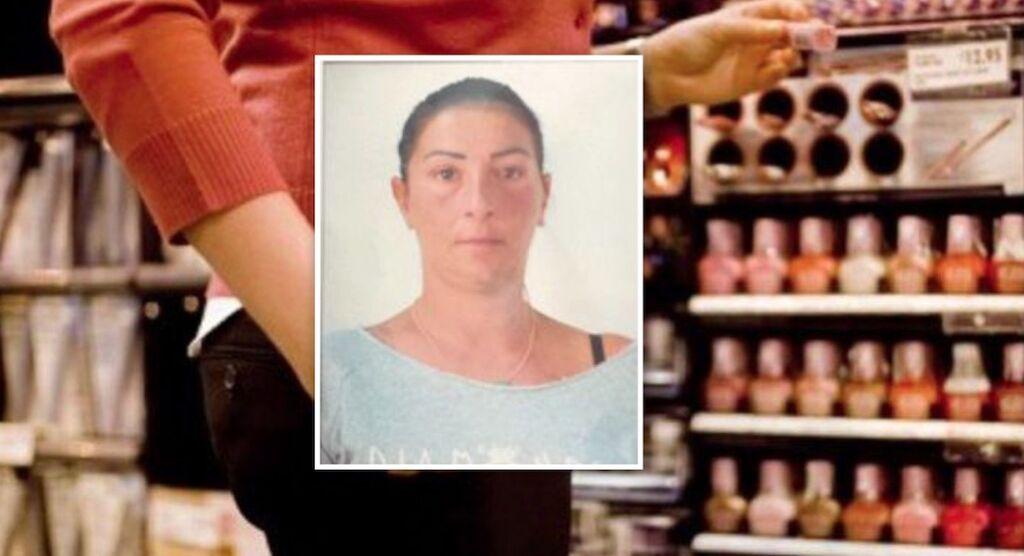 capua arrestate antonietta fedele immacolata petrozzi rubano cosmetici