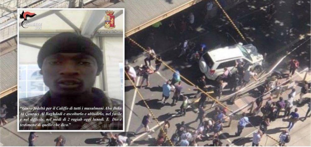 gambiano arrestato terrorista licola progettava attentato