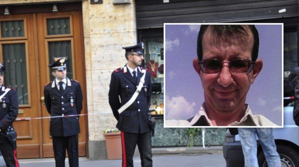 mattia santoro morto quarto gioielleria suicidio colpo di pistola