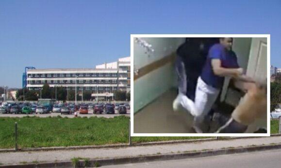 pozzuoli aggressione medico pronto soccorso carabinieri