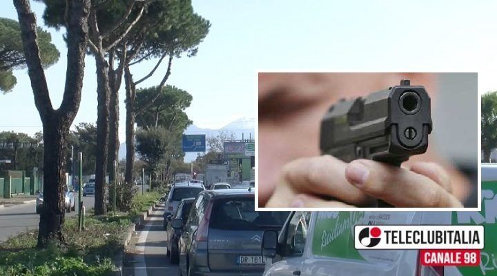 rapina circumvallazione esterna via pietro nenni mugnano 21 aprile