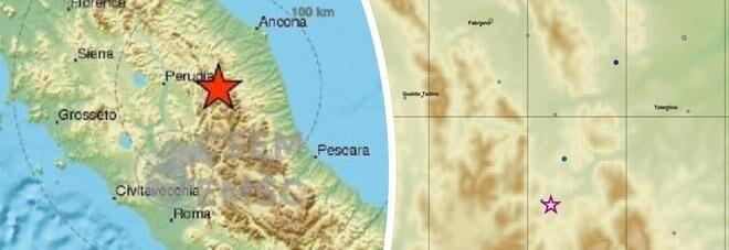 terremoto muccia ingv 3 aprile