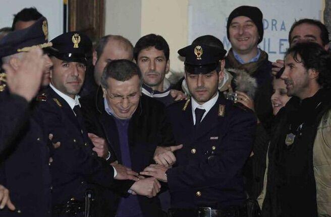 zagari arresti inquieto