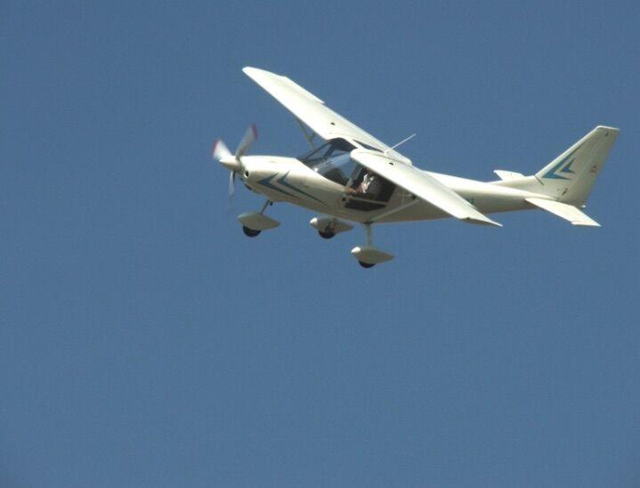 aereo ultraleggero disperso cilento mare