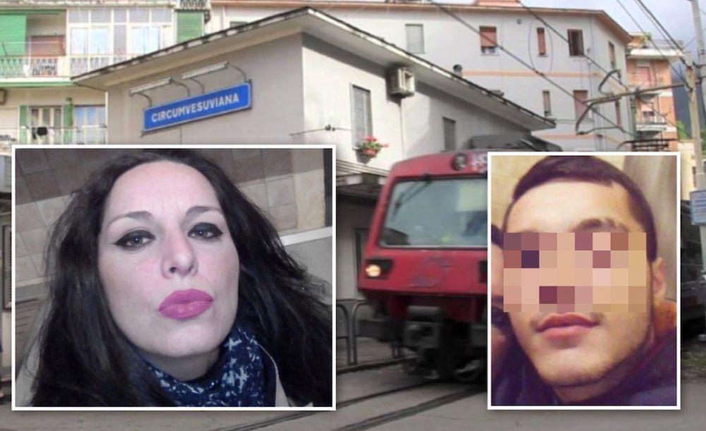arrestati rapine circumvesuviana castellammare di stabia imma izzo e figlio