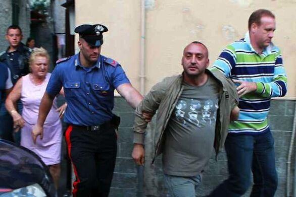 salvatore d'amico arrestato