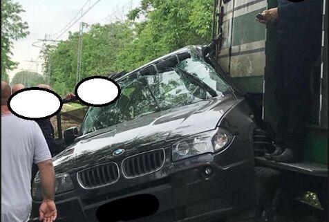 incidente maddaloni treno contro auto