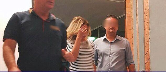 arrestata coppia ciro amato annabella giova san giorgio a cremano
