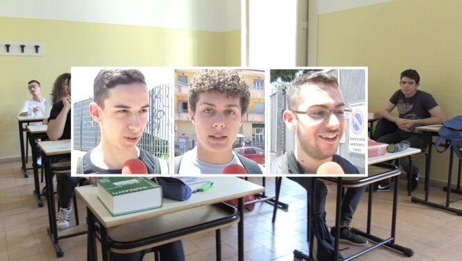 maturità terza prova interviste galvani
