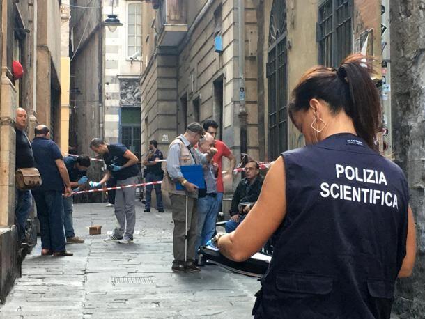 sparatoria quartieri spagnoli tra ex fidanzati