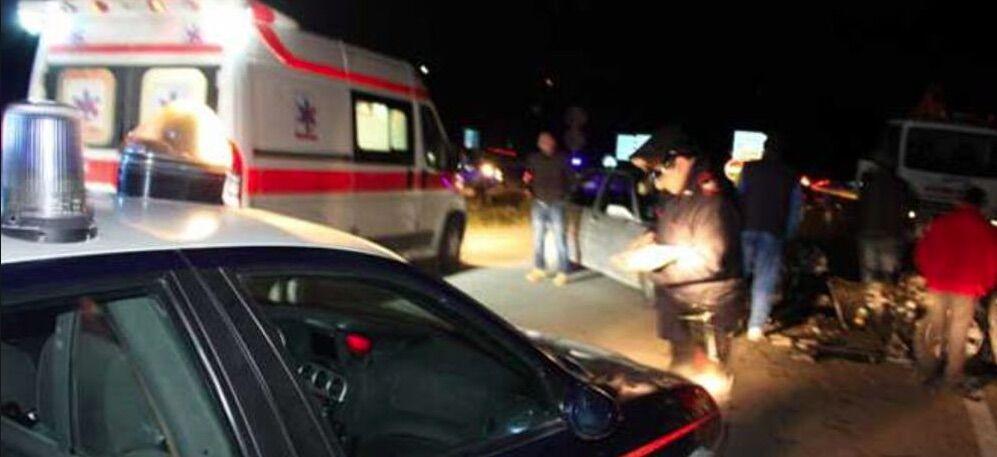 scafati morto incidente via de gasperi 13 luglio