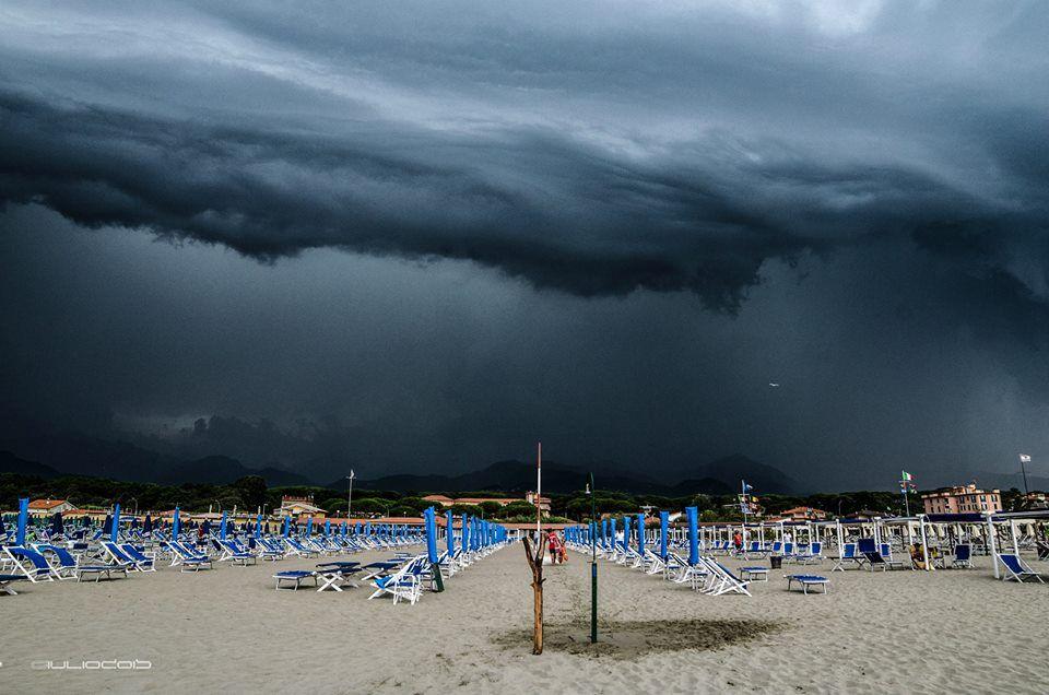 temporali allerta meteo campania 2 agosto