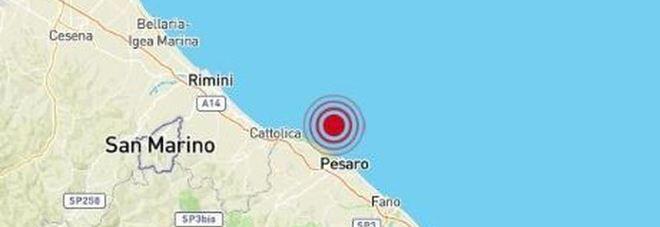 terremoto pesaro 31 agosto