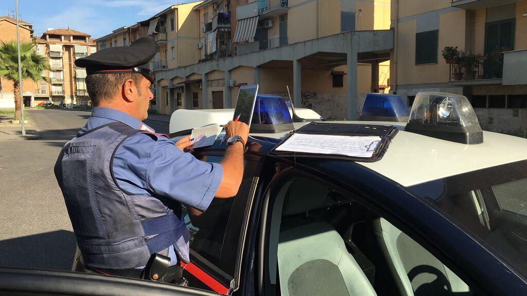 controlli palazzine carabinieri giugliano