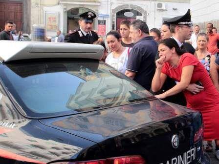 arresti cesa clan mazzara 25 settembre