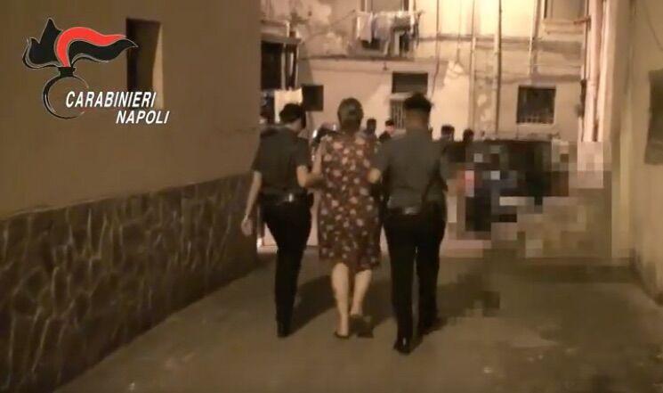 sequestro armi droga torre annunziata 21 arresti