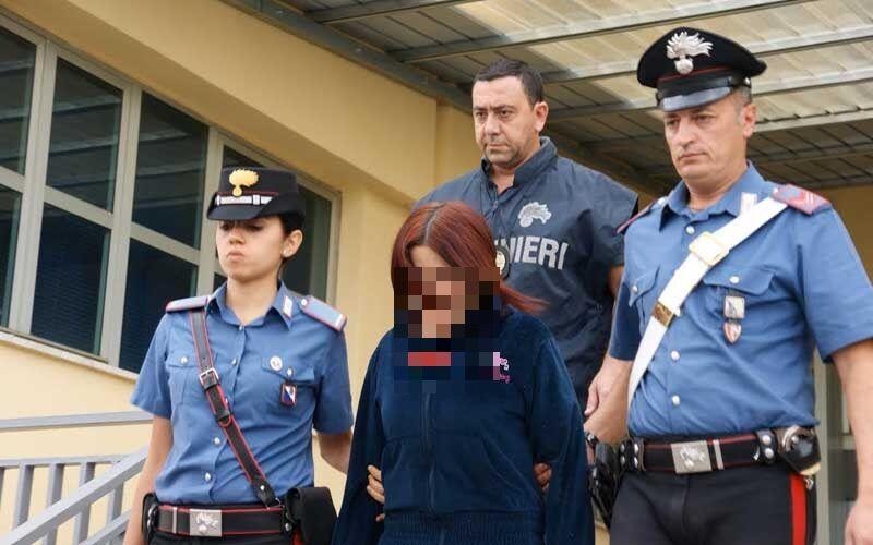 arrestato qualiano aldo bruno con fidanzata