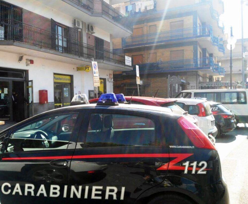 carabinieri arresti qualiano droga 30 ottobre
