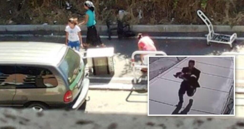 portici denunciato procurato allarme rapimento nipote