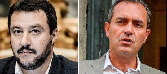 Salvini De Magistris
