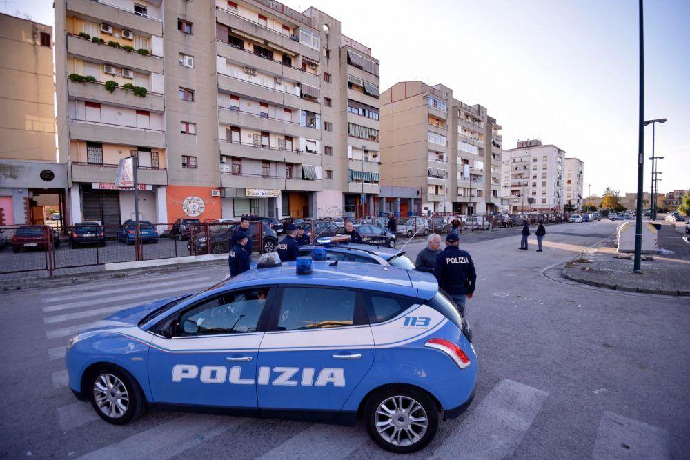 polizia ponticelli rione conocal controlli