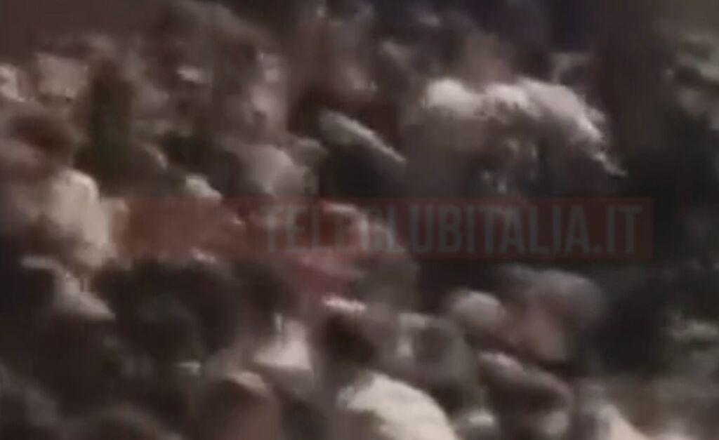 Il video della strage di Ancona