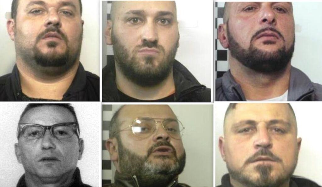 arrestati finti carabinieri napoli