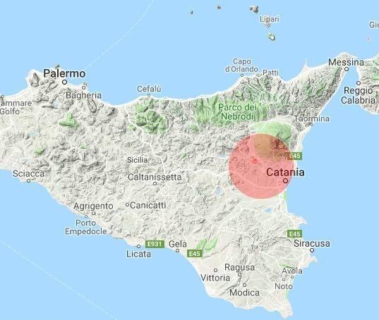 scossa adrano terremoto 30 dicembre