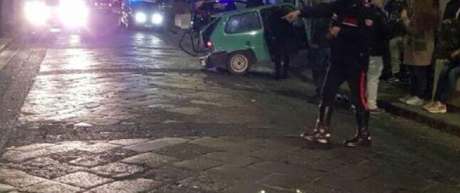 torre del greco arrestato 18enne senza patente