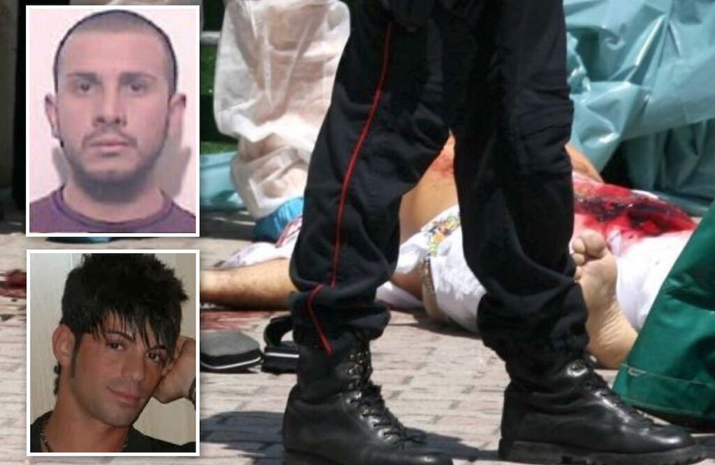 arresti vinella grassi omicidio barbato spina