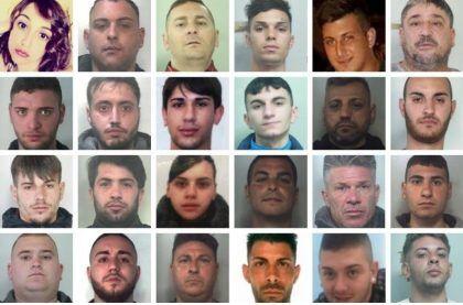arresti catania 27 marzo nomi