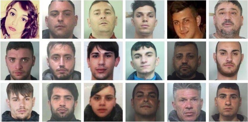 arresti spaccio droga catania