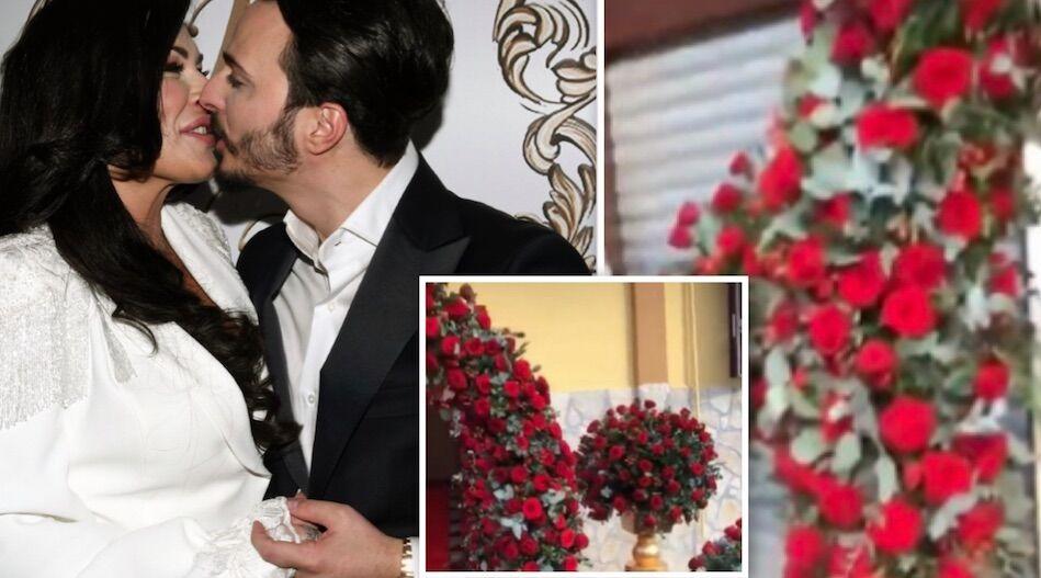 matrimonio Tony Colombo e Tina