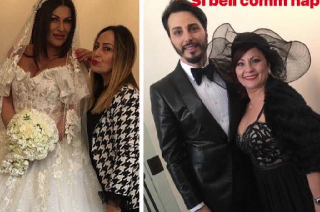 Gli abiti delle nozze