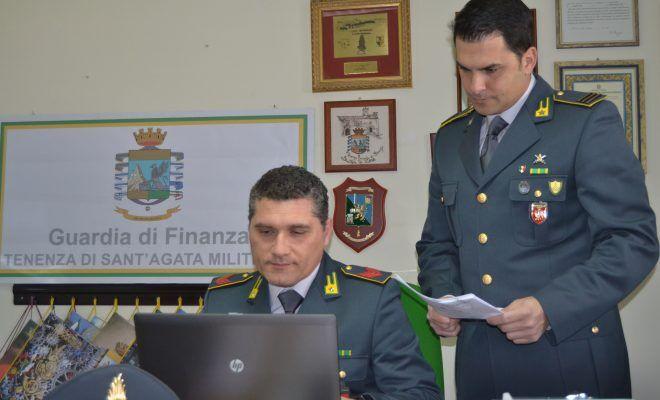 Guardia di Finanza sequestri beni