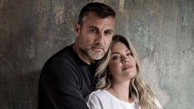 Bobo Vieri e Costanza Caracciolo sposi