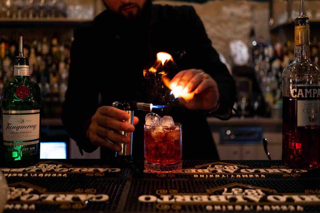 kaiser barman freestyle
