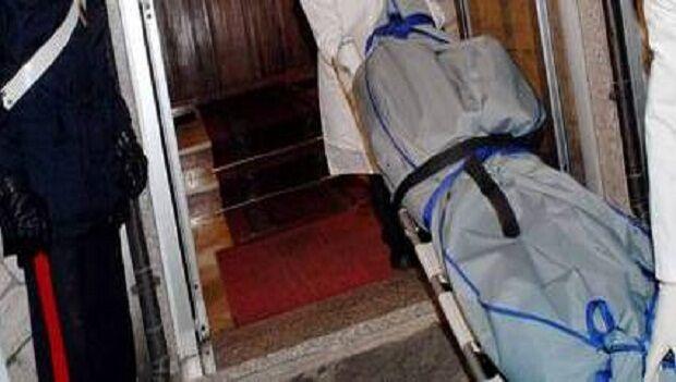 morto scafati in casa via madonnelle