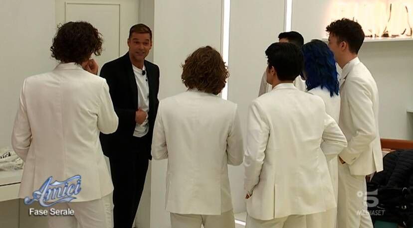 Svelato il motivo dell'assenza di Ricky Martin