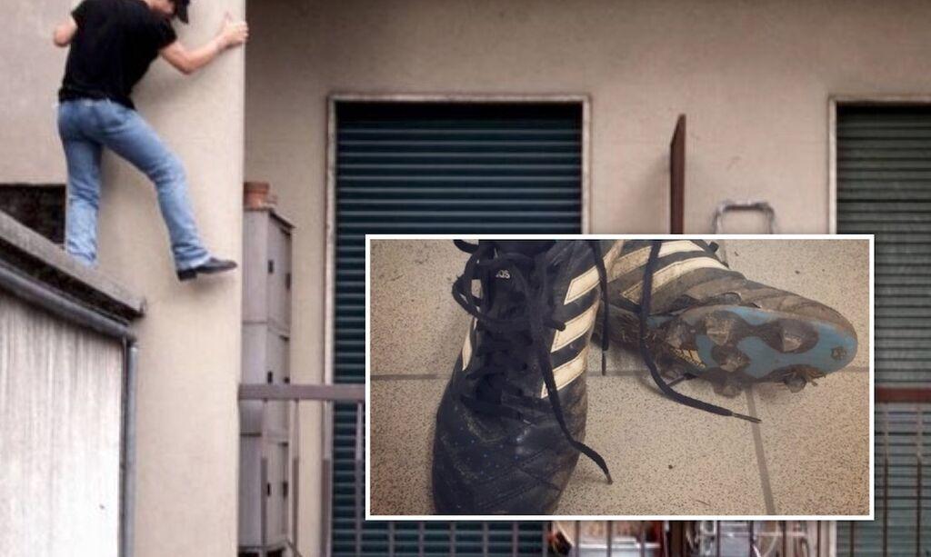 tecnica scarpe frattamaggiore ladri