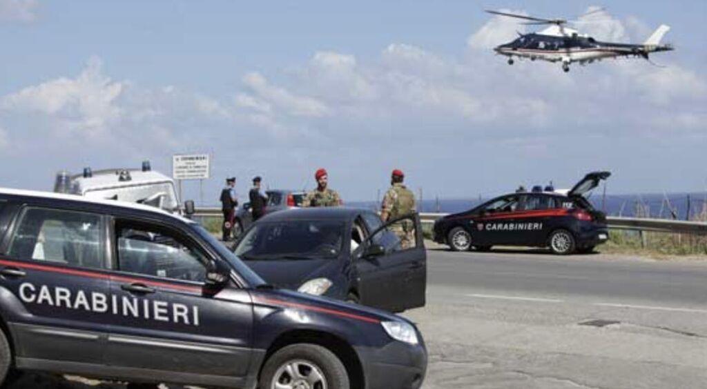 blitz carabinieri bari verona arresti