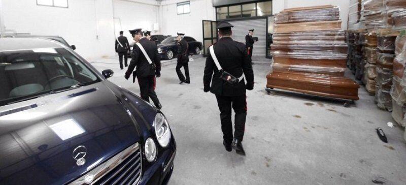 carabinieri sequestri cesarano marano