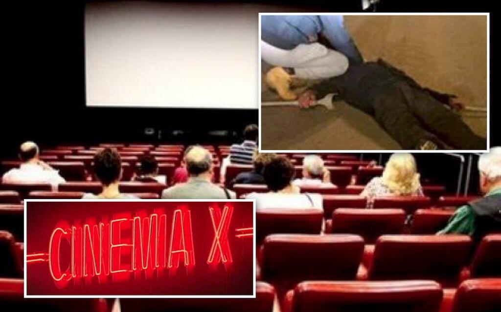 palermo morto cinema porno