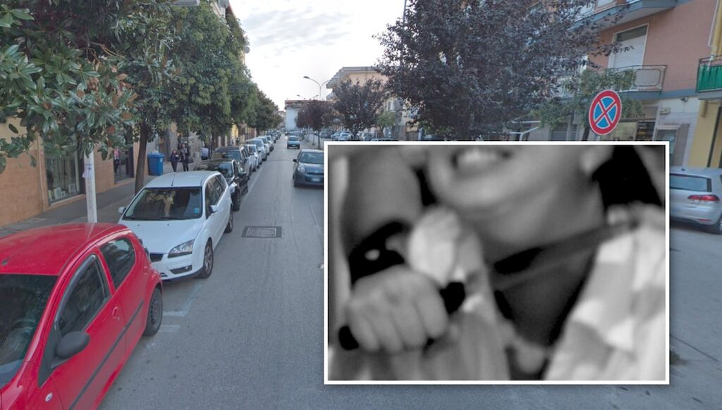 rapina giugliano 2mila euro