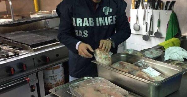 carabinieri nas paninoteca sequestro