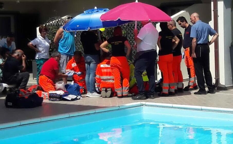 fabio vollono morto gragnano piscina