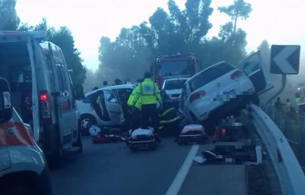 incidente enna morto 26enne